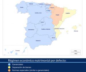 Régimen económico del matrimonio en España. Mahiques abogados